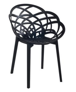 aureole fashionable designer dining chair