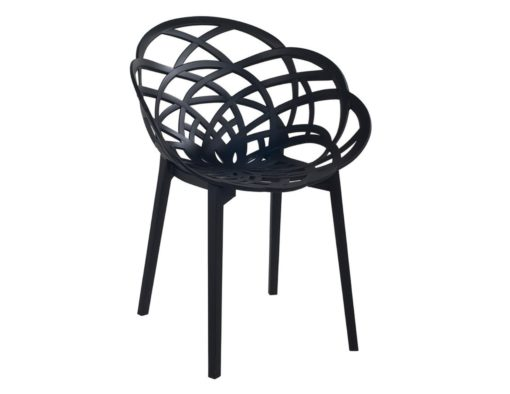 aureole designer fashion dining chair luxury home hotel hospitality restaurant cafe beach club modern urban