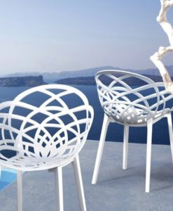 Aureole Designer Dining Chair