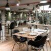 austin plastic dining chair food beverage restaurant design modern urban 2019 trend hotel hospitality