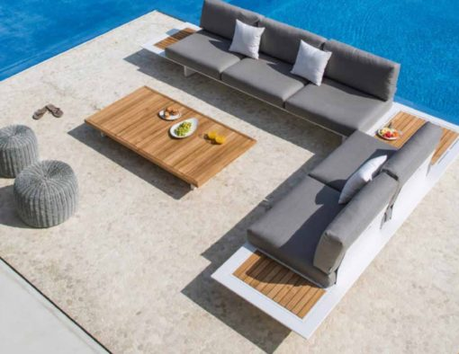 bonn sectional sofa moveable backrests