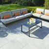 bon modern farm house design platform adjust back sofa outdoor urban oasis hotel contract designer