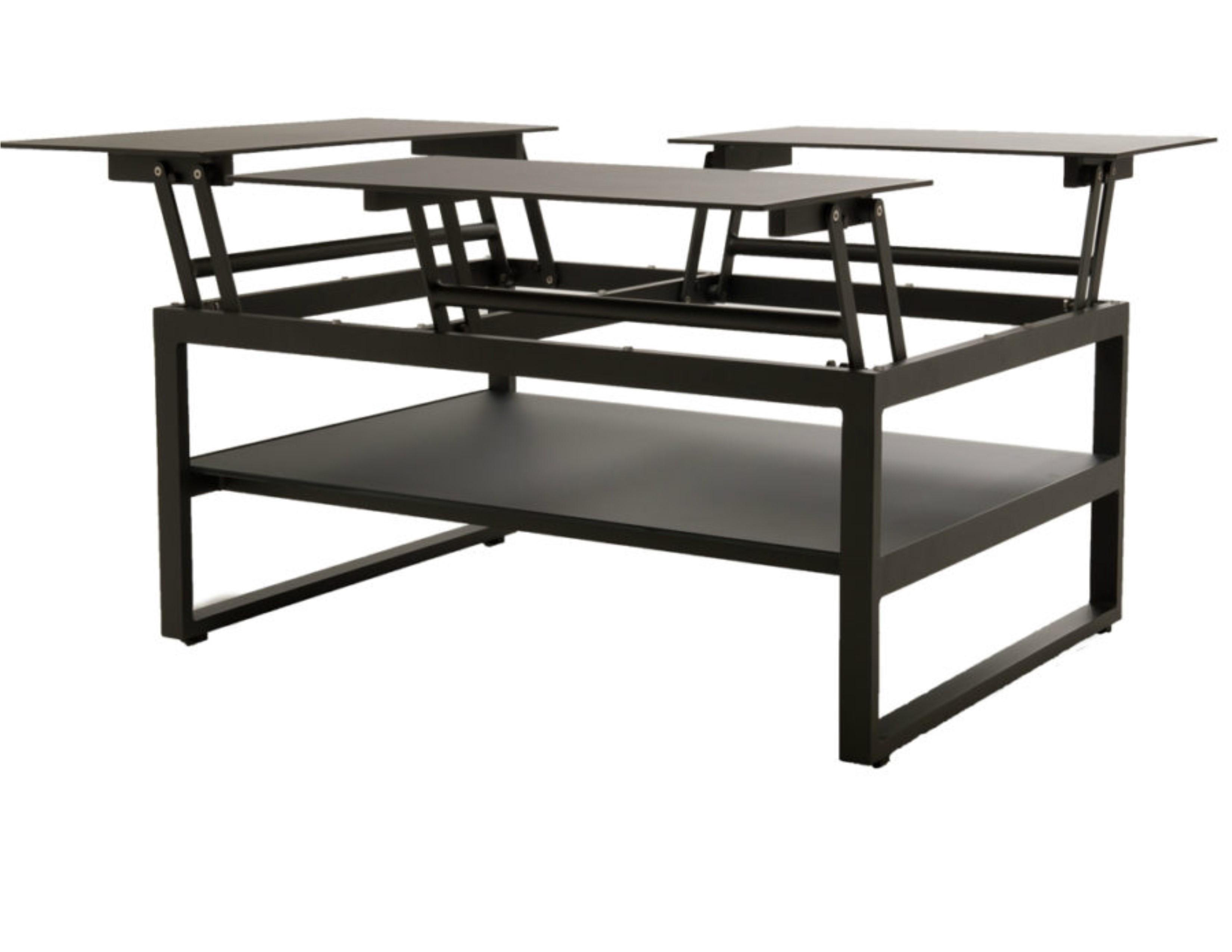 Bon Popup Tray Coffee Table Multiple Tv Tray Lifting Pop Up Modern Urban  Design Hotel