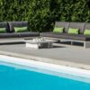 bon sleek modern modular sectional sofa platform luxury european adjust back multi position function hotel contract outdoor living urban trend design