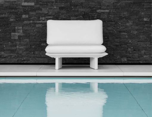 bon club chair moveable backrest sleek modern sofa single seat interchangeable
