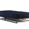 Modern Powder Coated Stainless Steel W Sunbrella Cushions Daybed