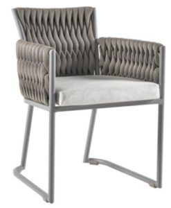 Basket Contemporary Dining Chair