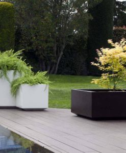 Planter cube Minimalist Design Multiple Size