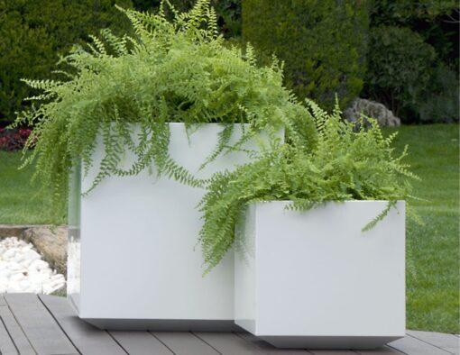 Planter Kube Minimalist Design Multiple Sizes