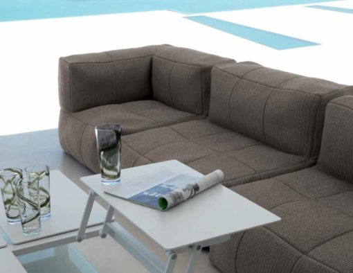Bella Beanbag Modular Sectional Sofa