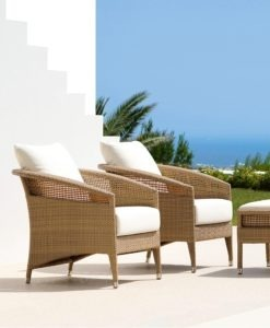 florida shell island club chair by rausch