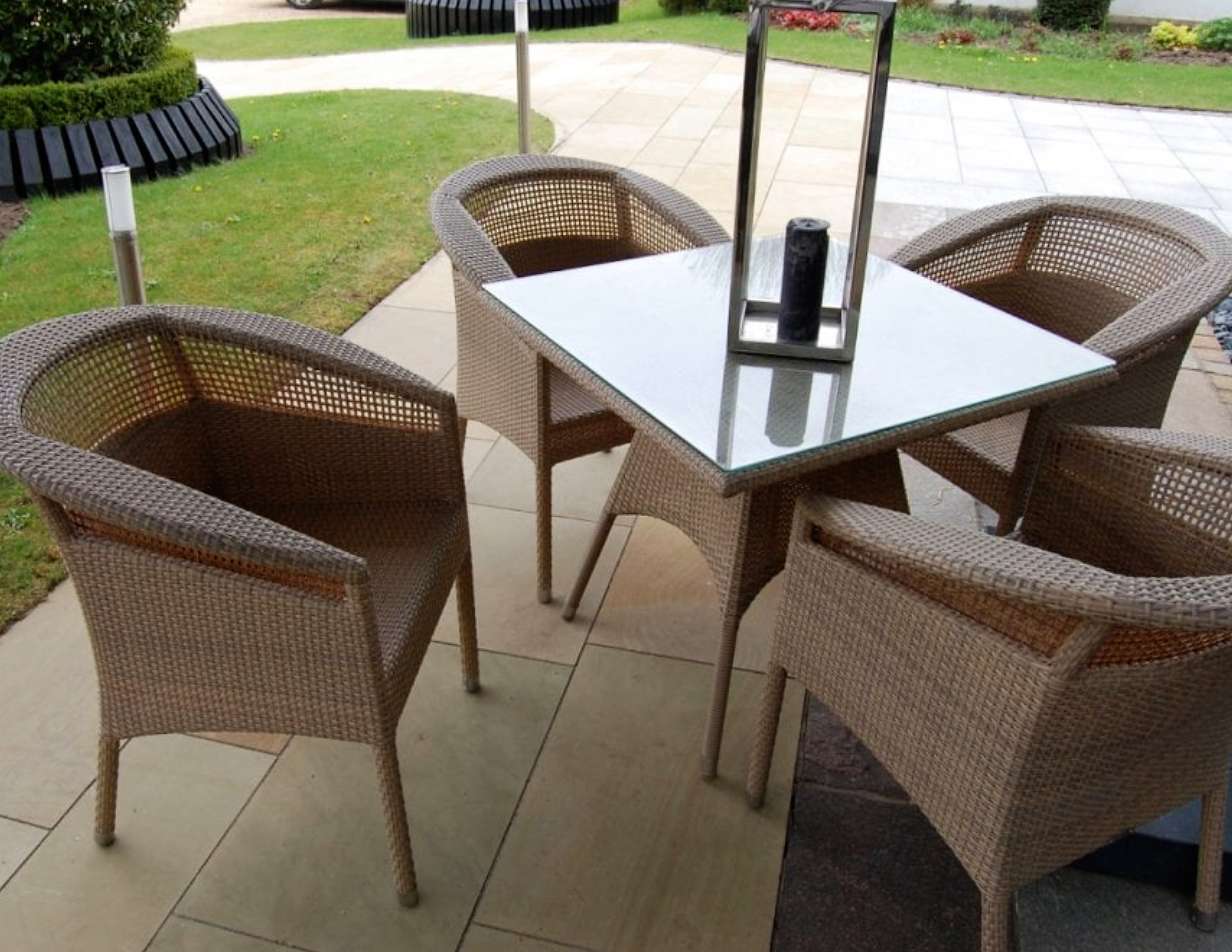 Florida Shell Island Club Chair By Rausch Couture Outdoor