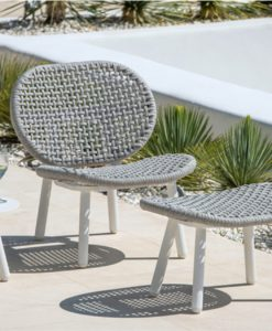 abi modern rope white black cushionless no cushion weave outdoor design latest 2020 sofa seat hotel hospitality contract home palm beach miami california